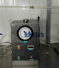 Membrane water flow testing