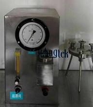 Membrane air flow testing