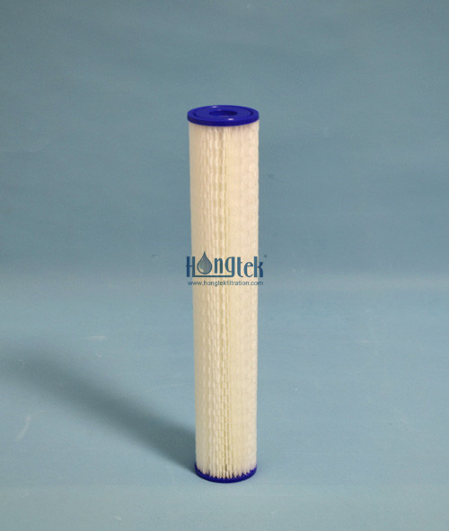 PET Series Polyester Pleated Filter Cartridges