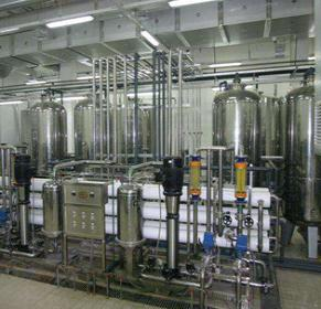 Ultrapure/Deionized Water Filtration