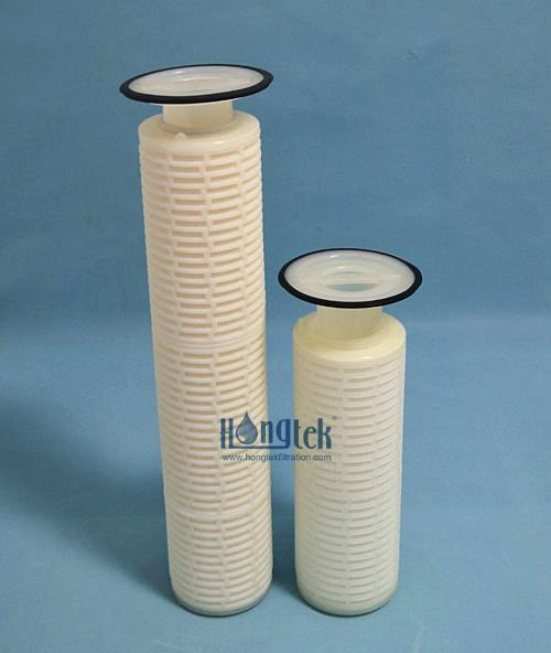 BF Series High Flow Pleated Bag Filters Pall Marksman Water Filters Replacement