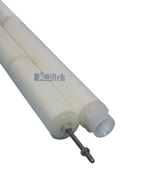BCF Series Backwashable PP Pleated Cartridges