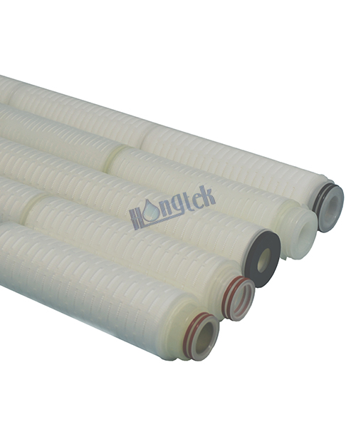 NFC Series Nylon Membrane Pleated Filter Cartridges
