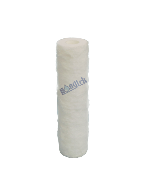 CPP Series PP Spun Bonded Filter Cartridges with Furry Surface