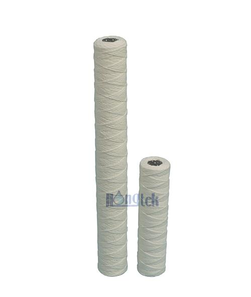 CSW Series Bleached Cotton String Wound Cartridge Filters
