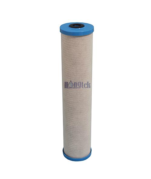 SCF Series Sintered Big Blue Carbon Block Filter Cartridges