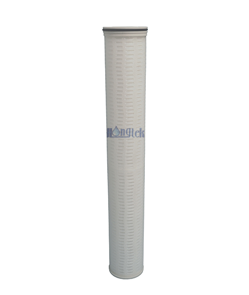 HFB Series High Flow Water Filter Cartridges Pall Ultipleat Replacement
