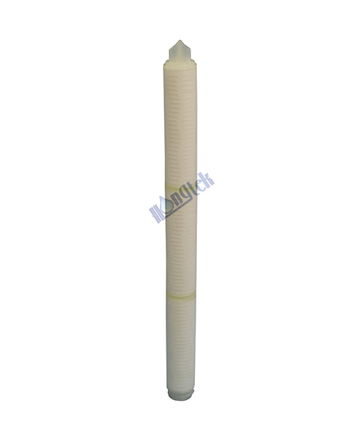 PVF Series Hydrophilic PVDF Membrane Pleated Filters