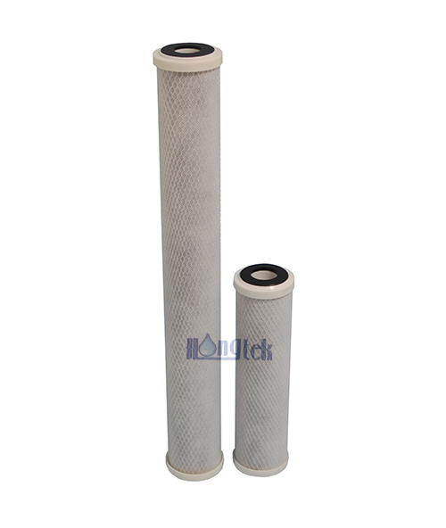 CTO Series Extruded Carbon Block Cartridge Filters