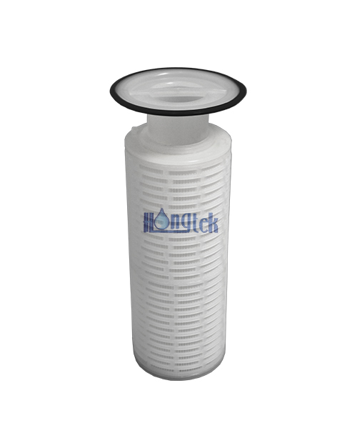 BF Series High Flow Pleated Bag Filters