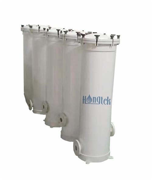 MRP Series FRP Multi High Flow Filter Cartridge Housing