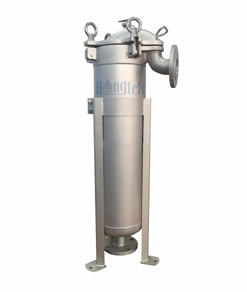 BFH Series Stainless Steel Bag Filter Housing - Top Entering Type