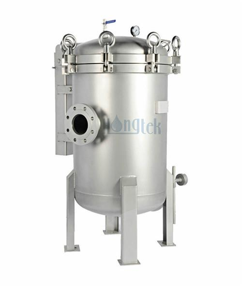 MFH Series Stainless Steel Multi Bag Filter Housing