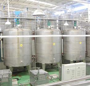 Syrup Filtration Process of Food and Beverage